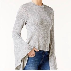 🎁 Free Gift with purchase 🎁 Bell sleeve top